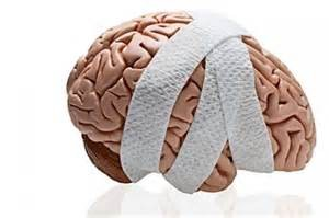 brain wrapped