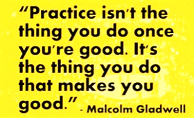 practice gladwell
